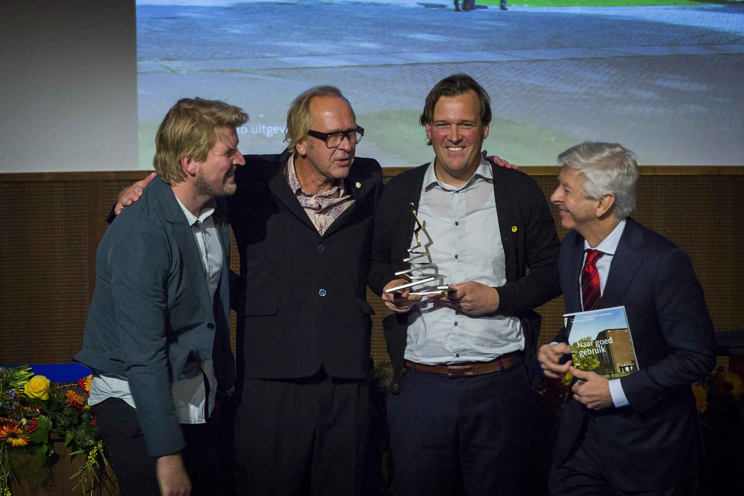 Schipper Bosch wint Gouden Piramide 2015