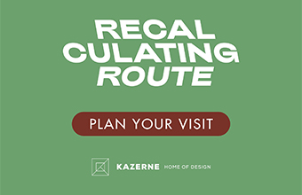 Visit Recalculating Route